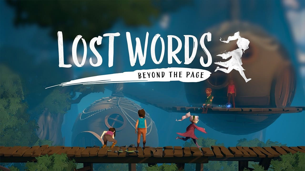 lost worlds, beyond the page,