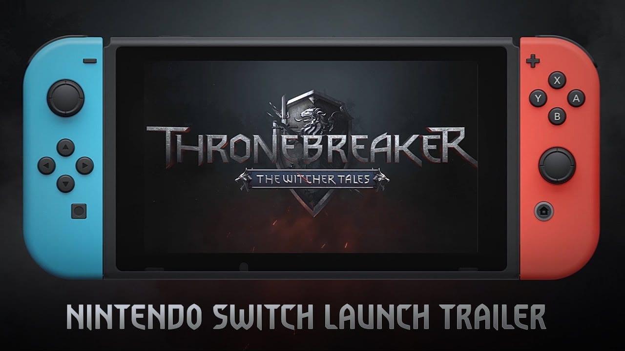 thronebreaker, the witcher tales