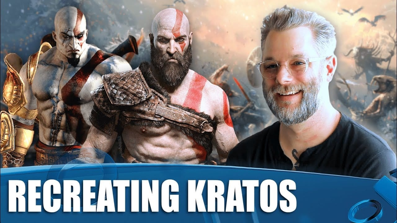 kratos, god of war, cory barlog