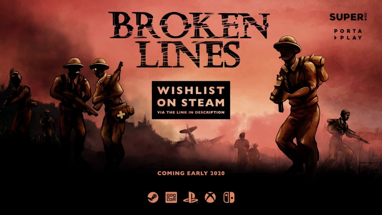 broken lines, trailer
