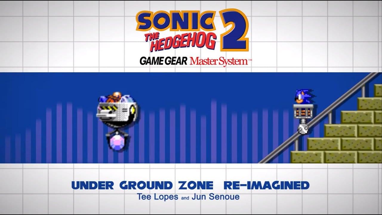 sonic the hedgehog 2, underground stage