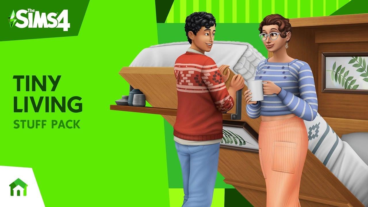 Sims 4, Tiny Living