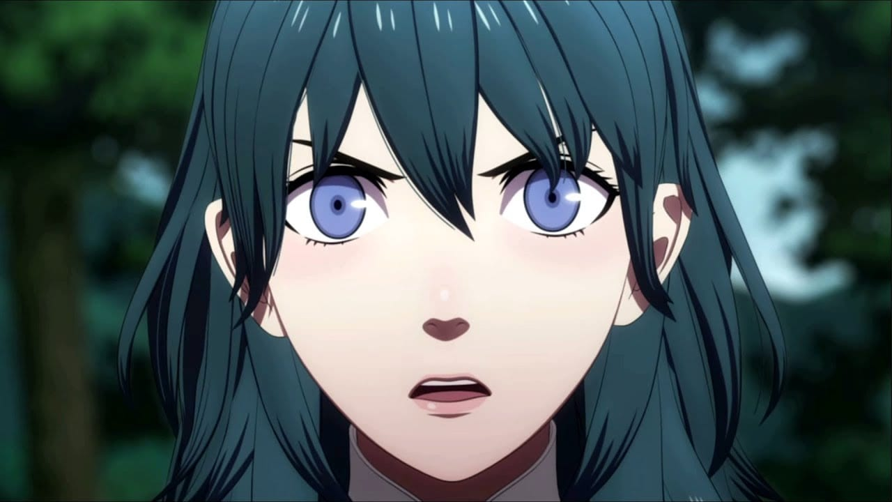 byleth, super smash bros. ultimate