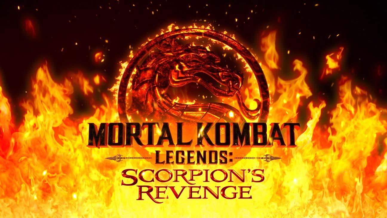 mortal kombat legends, scorpions revenge