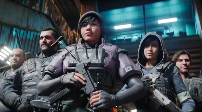 Rainbow Six Siege Invitational Trailer