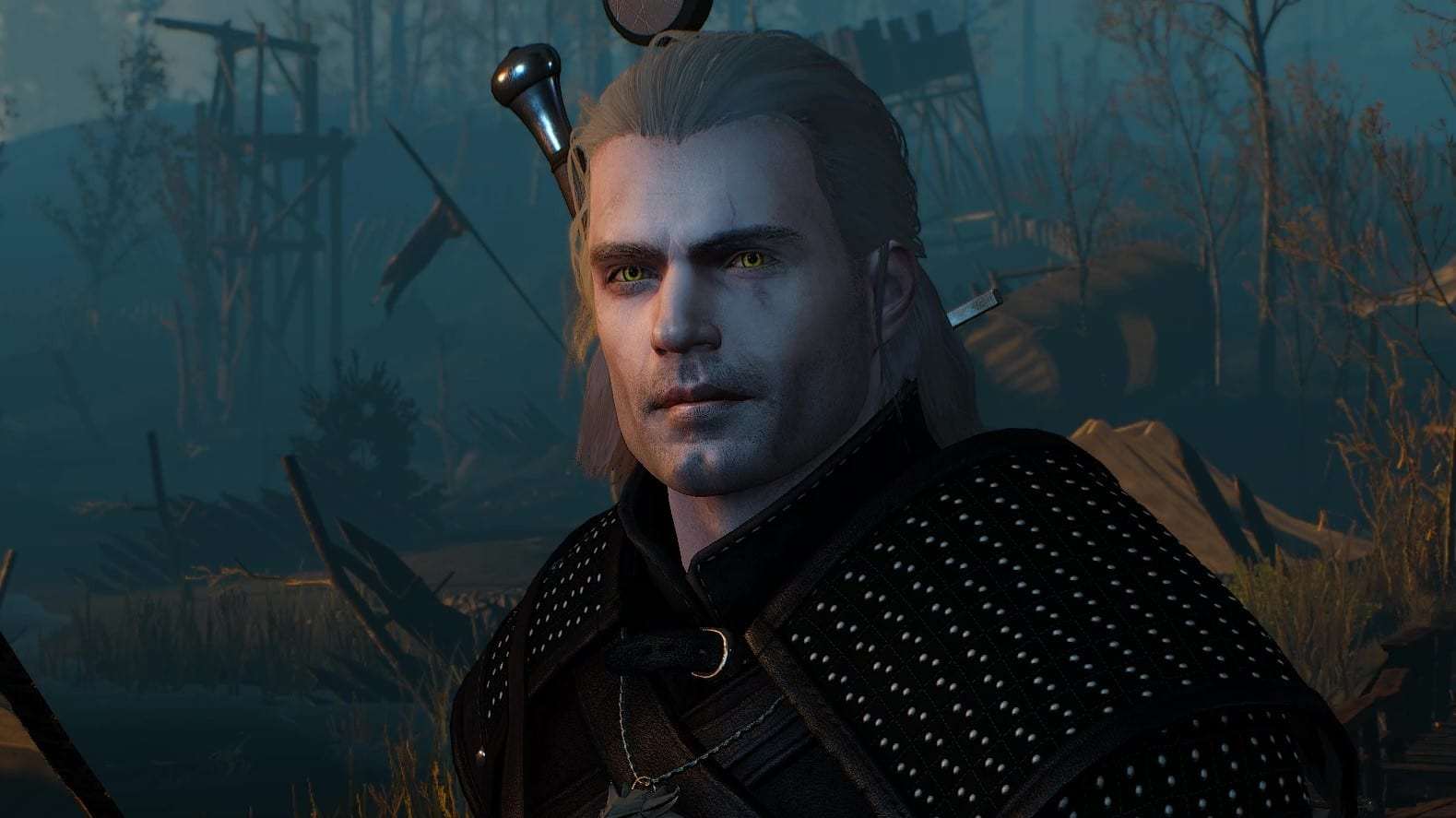henry cavill, witcher 3 mod, how to play