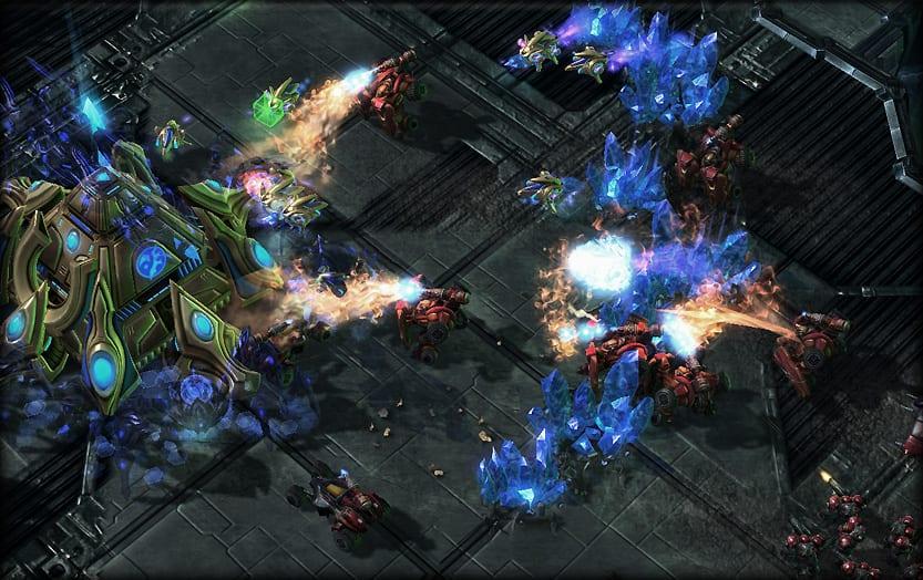 starcraft II, SC2, starcraft 2