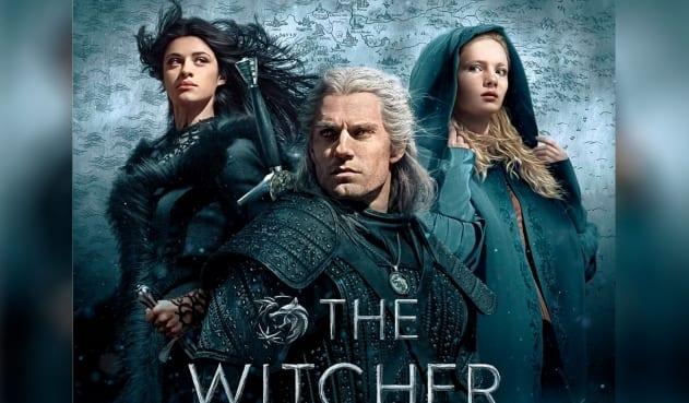witcher netflix, witcher 3 mods