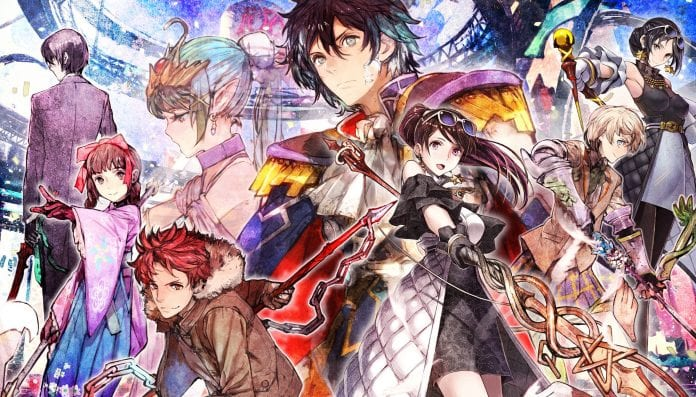 tokyo mirage sessions encore controls guide