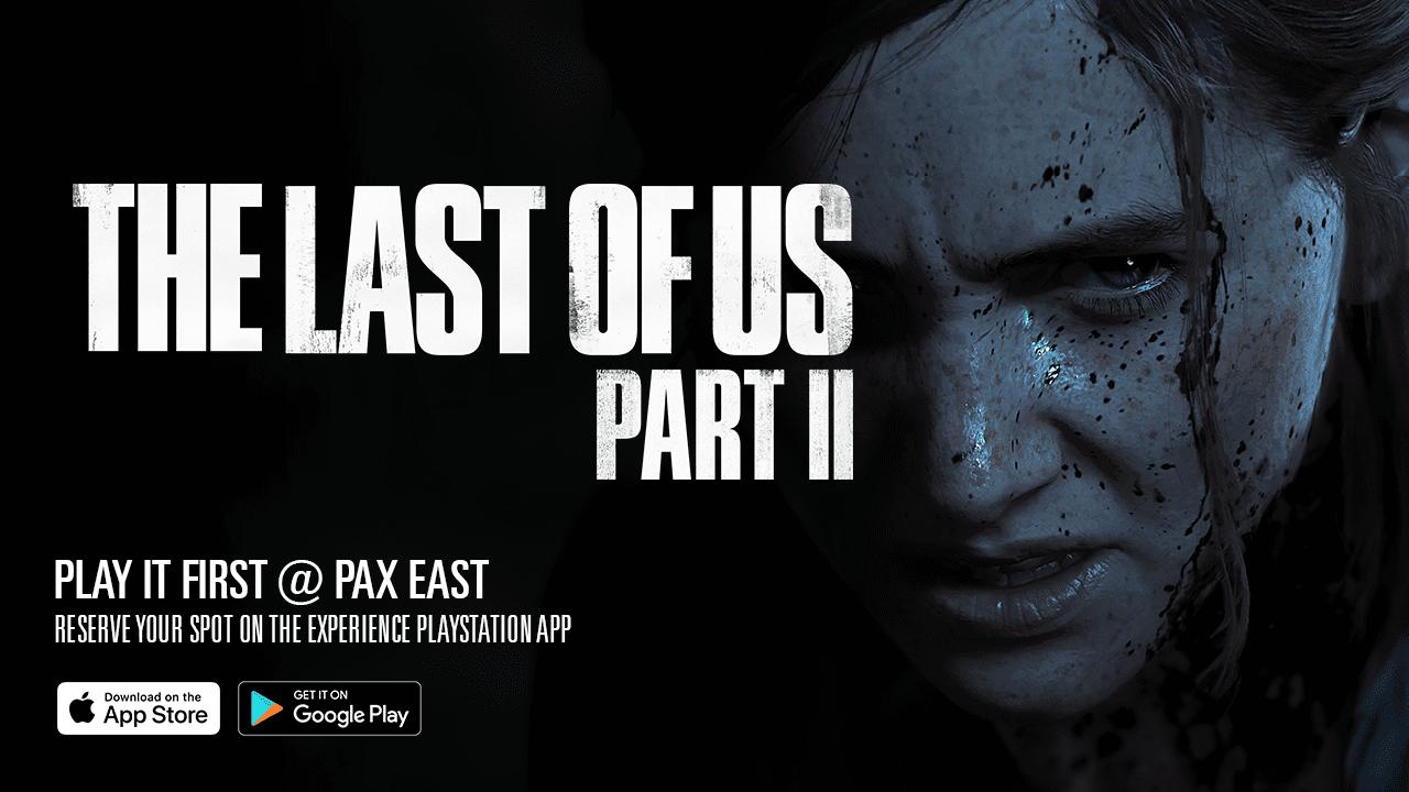 the last of us part II, pax east