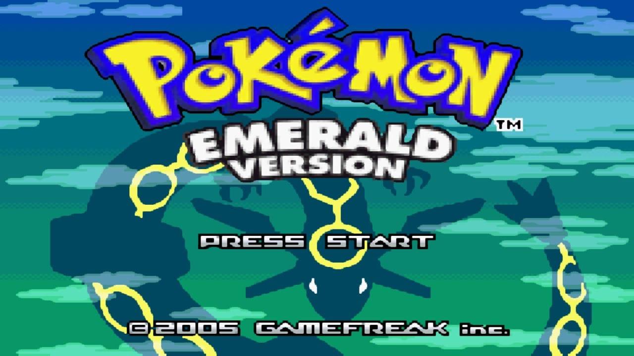 Pokemon emerald bike