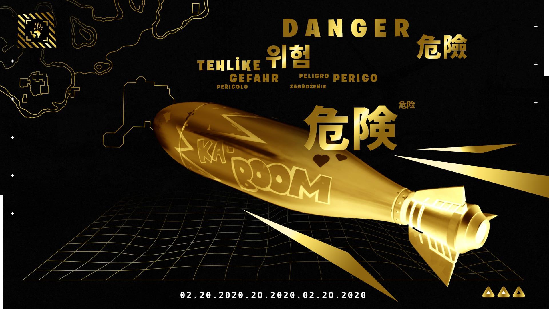 Fortnite bombs
