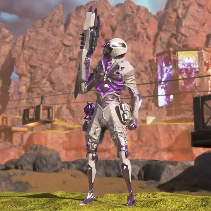Apex Legends Octane Skin