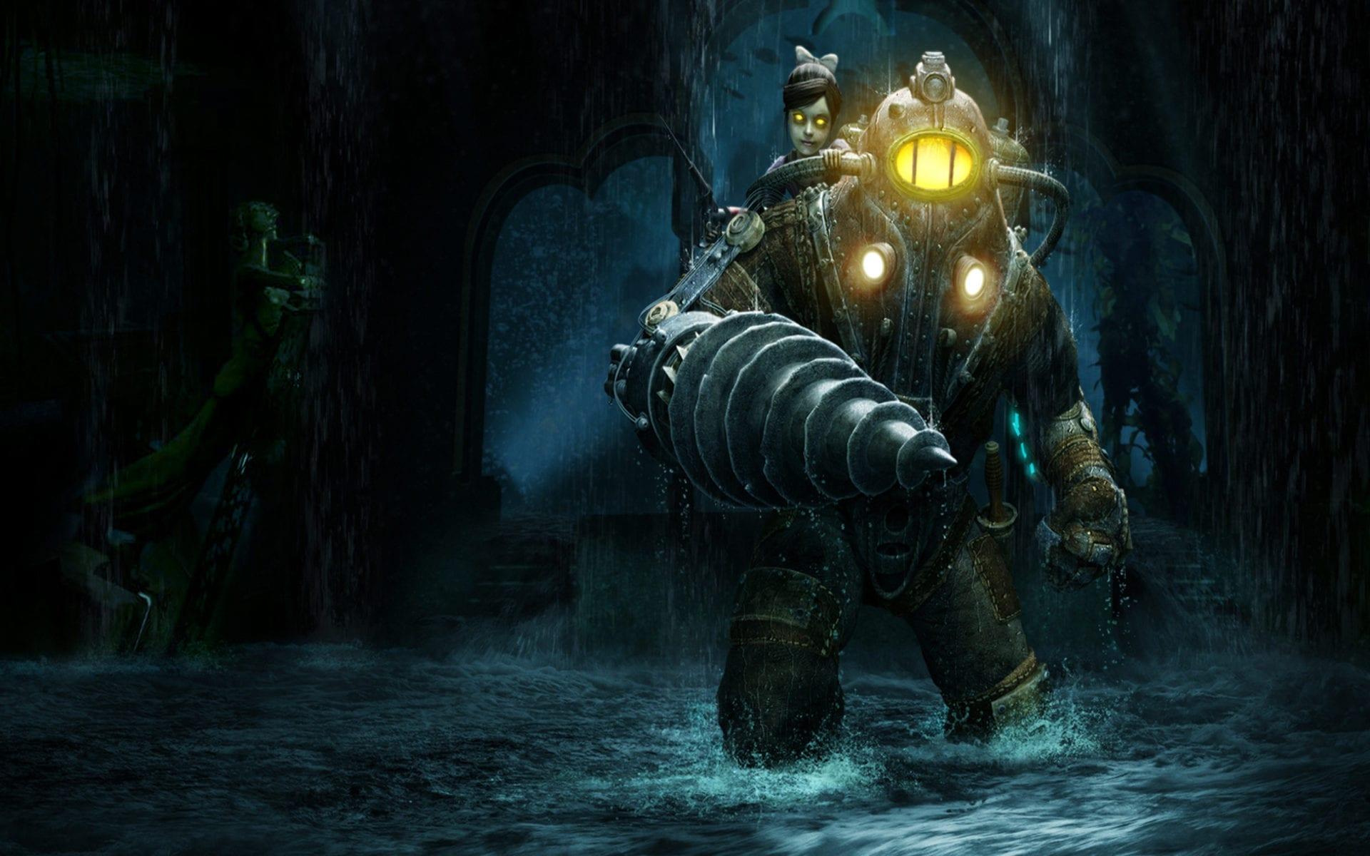 BioShock 2 Gil Decision