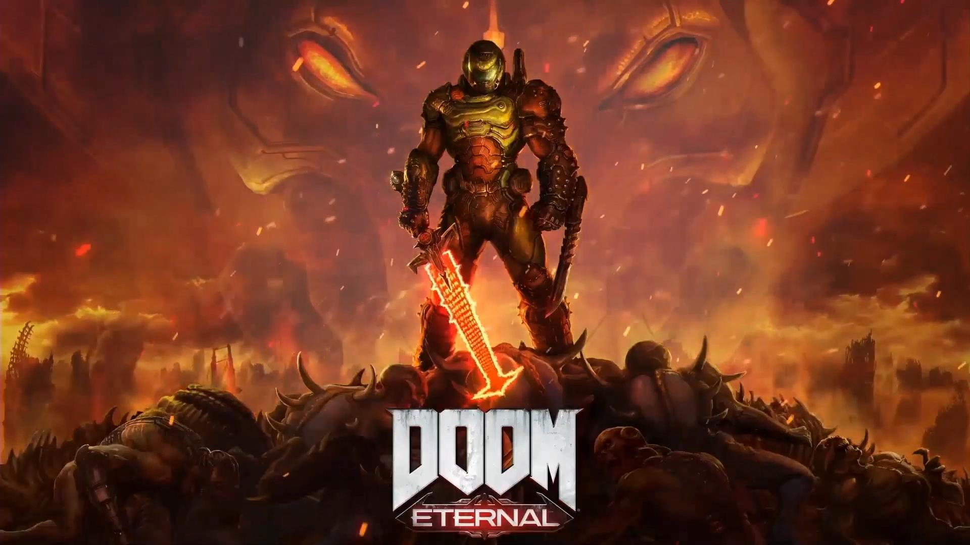 Image result for Doom Enternal