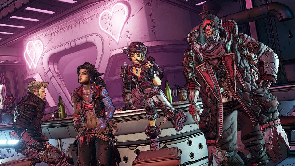 Borderlands 3 patch notes