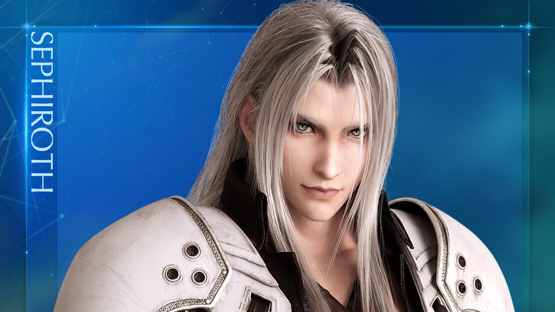Final Fantasy Vii Remake Gets Dreamy Sephiroth Wallpapers Avatars And More