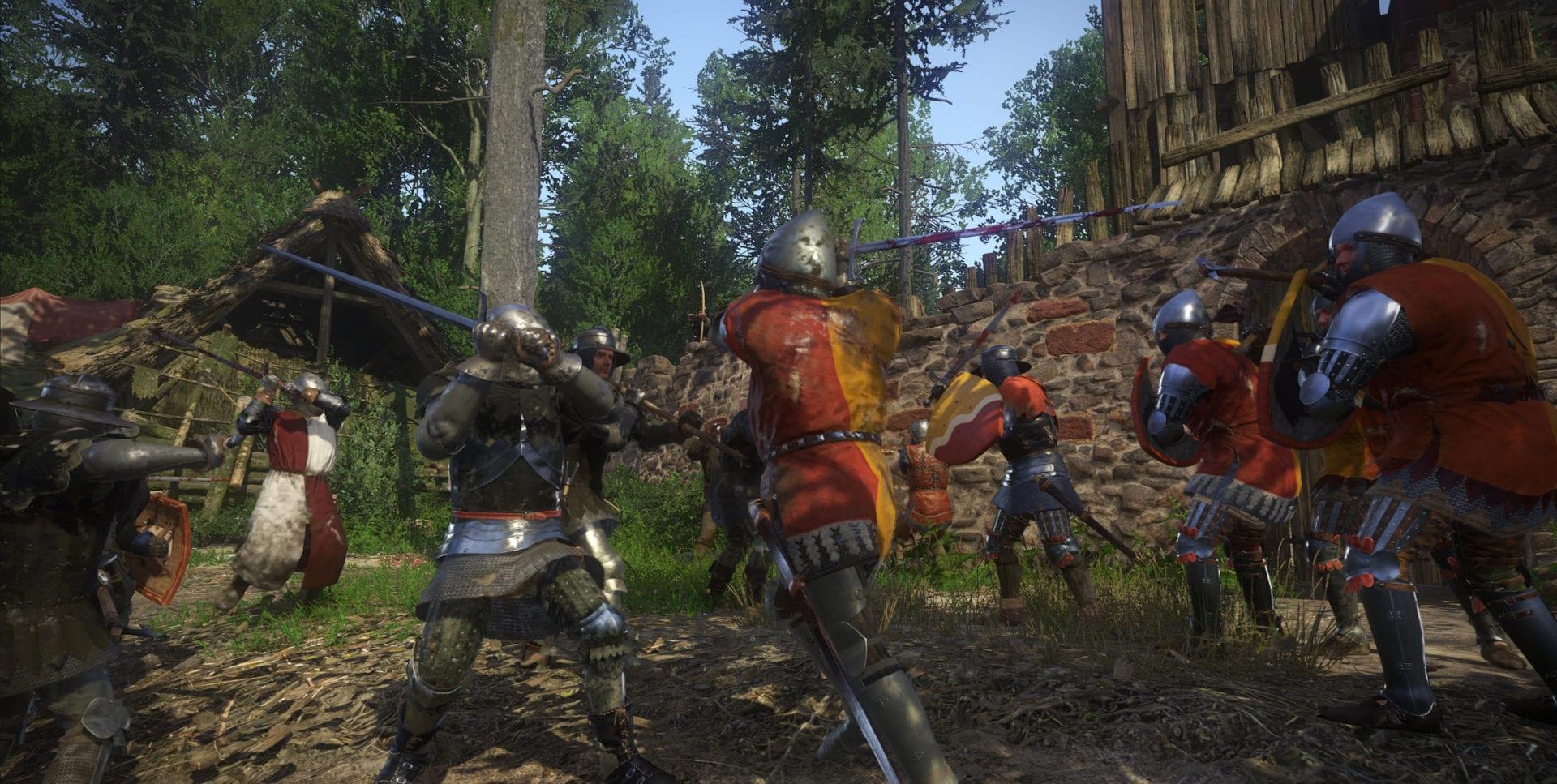 Epic Games Store, Kingdom Come: Deliverance