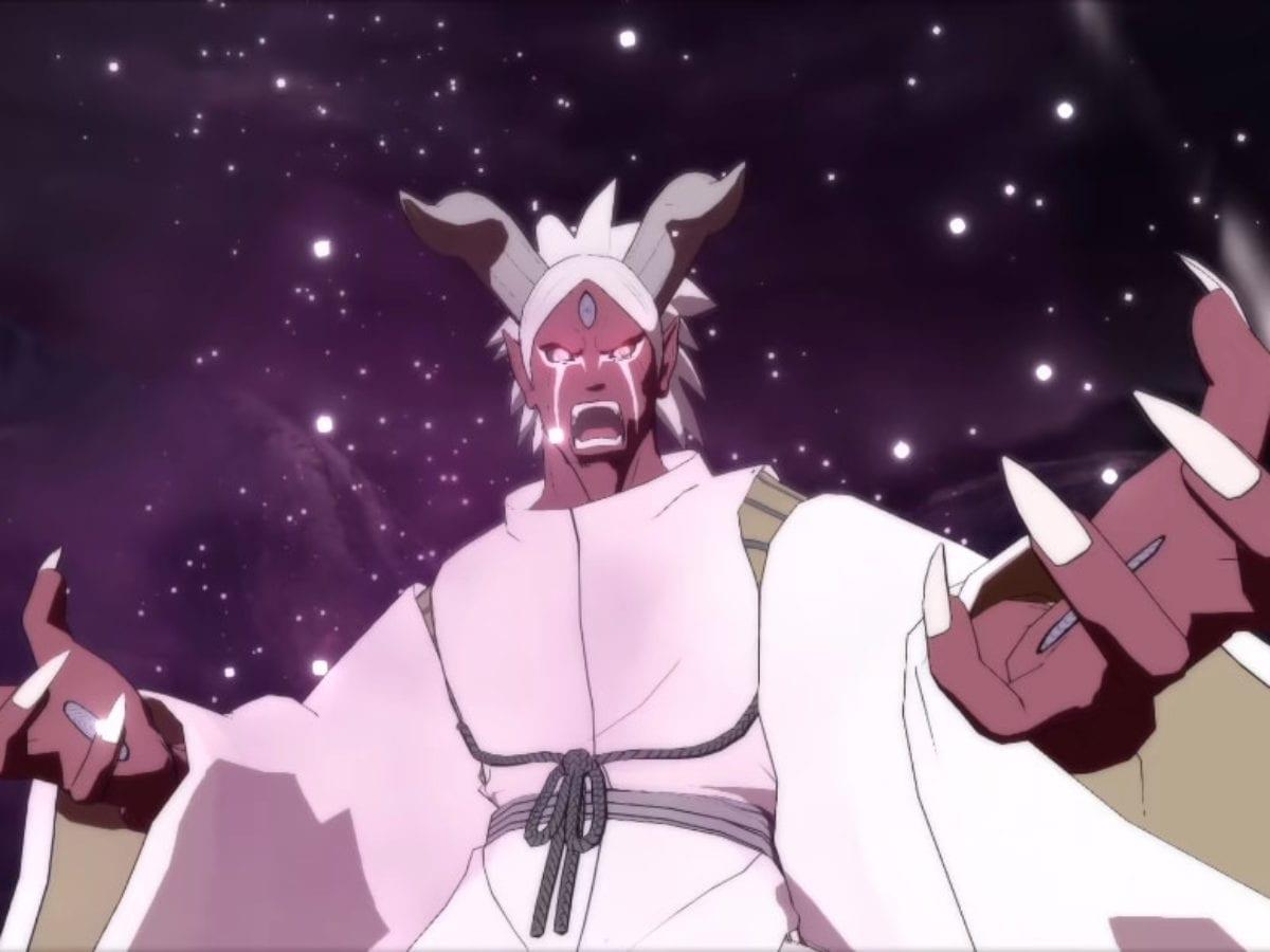 Naruto Storm 4 Switch Momoshiki