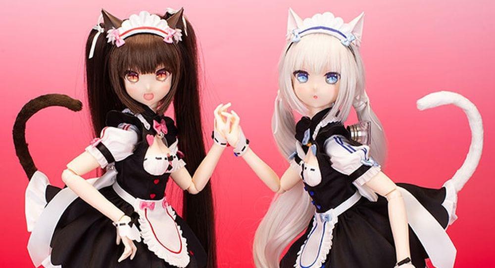 Nekopara Dolls