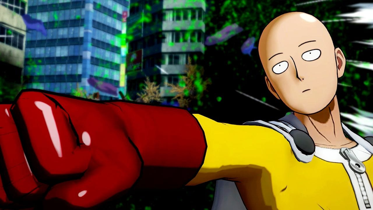 One Punch Man Trailer