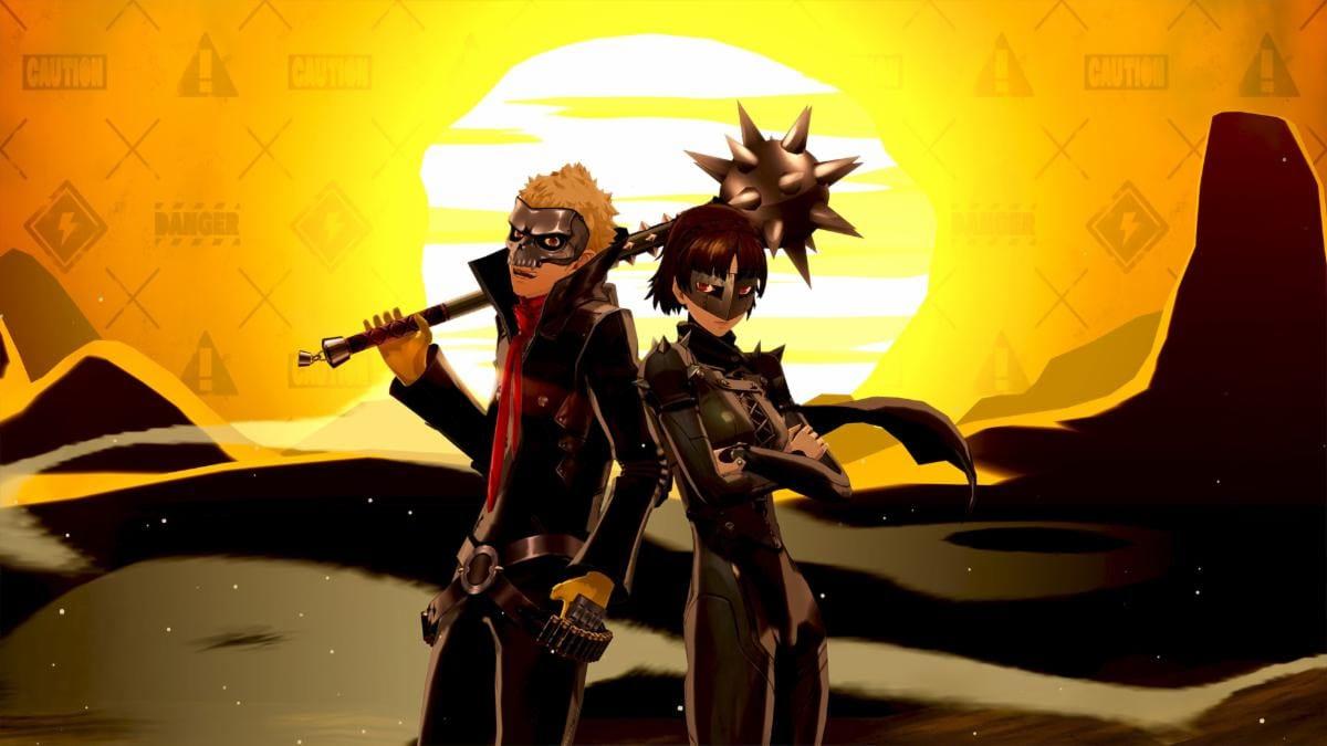 Persona 5 Royal trailer Ryuji Makoto
