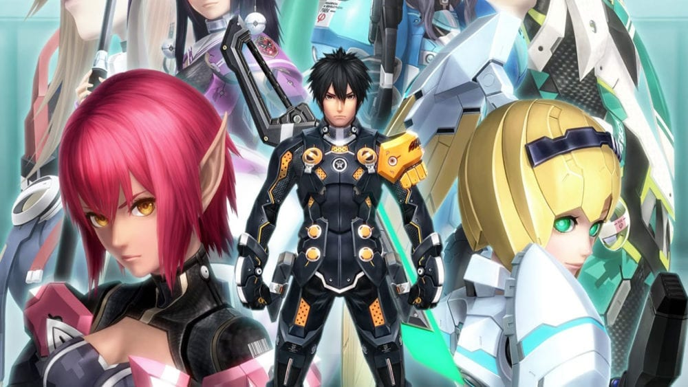phantasy star online, pso2, closed beta, hands-on preview