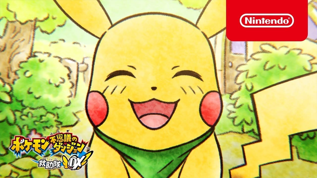 Pokemon Mystery Dungeon dx, best starter pokemon
