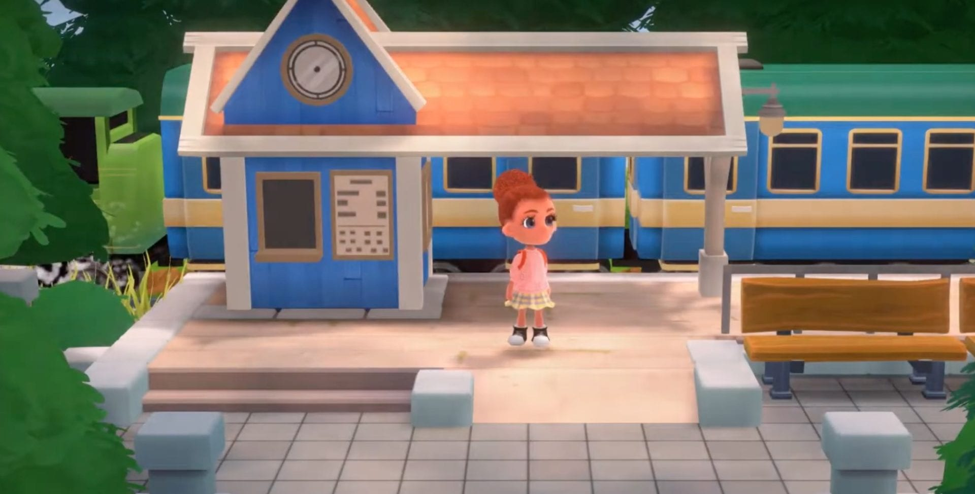 Hokko Life, Animal Crossing life sim, pc vis steam