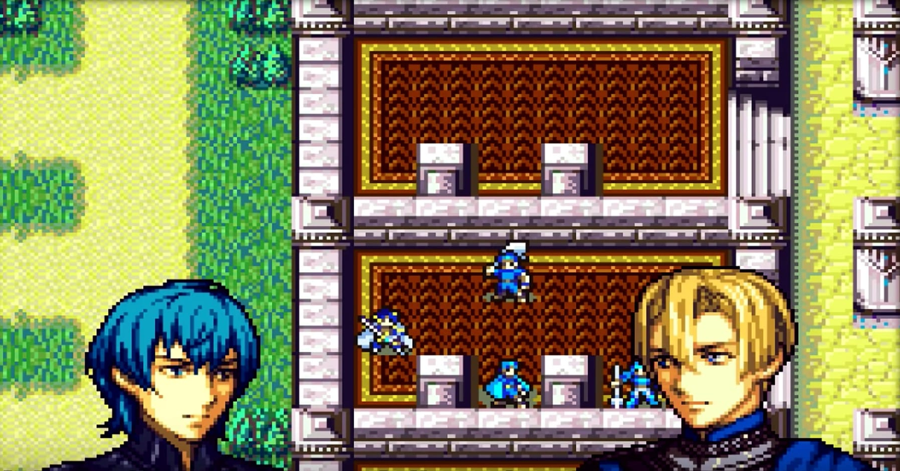 fire emblem three houses demade gba nintendo switch