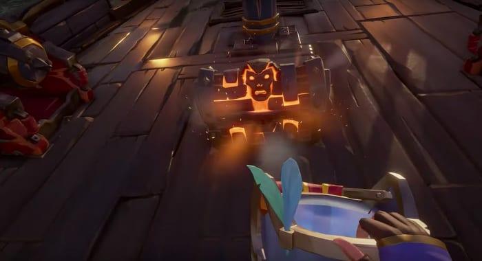 Sea of Thieves, Crews of Rage Update