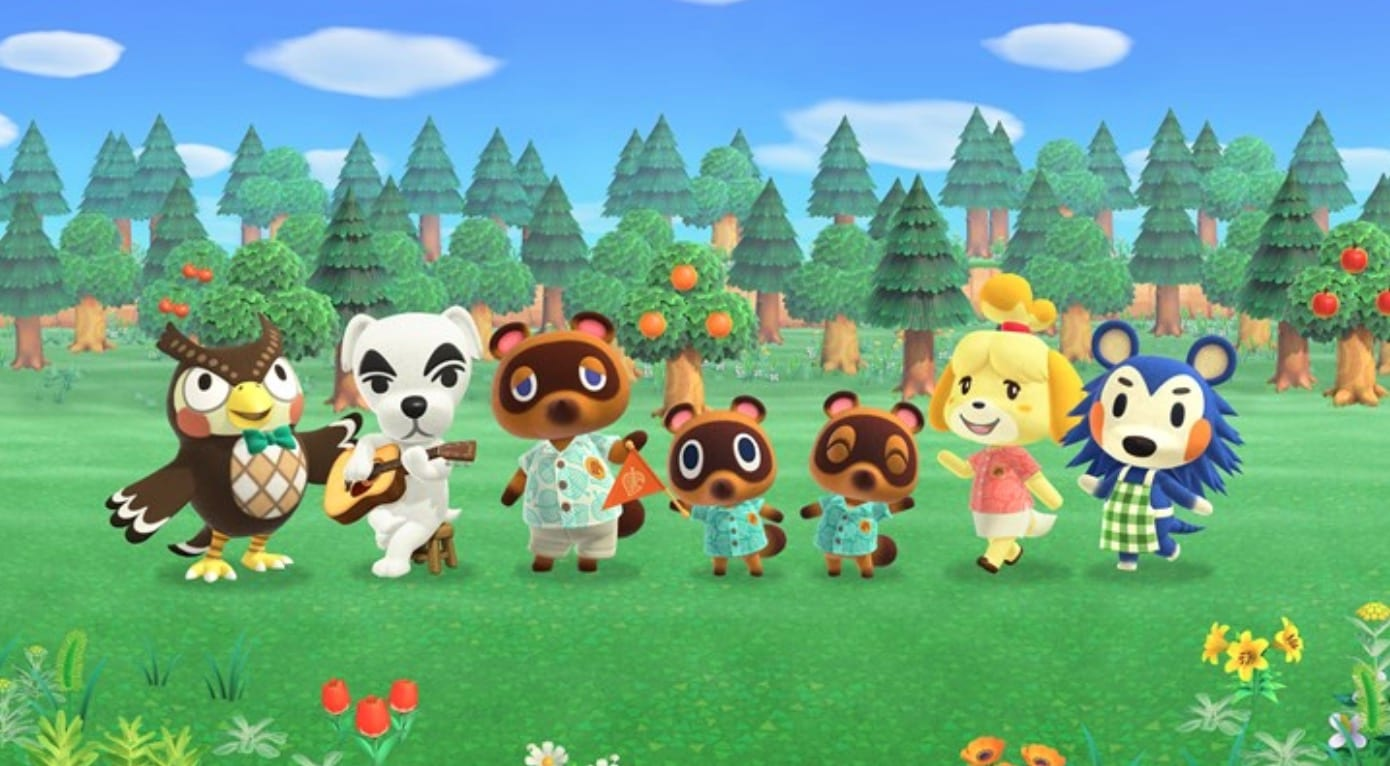 Animal Crossing Fans Are Going Wild On Twitter Over That New