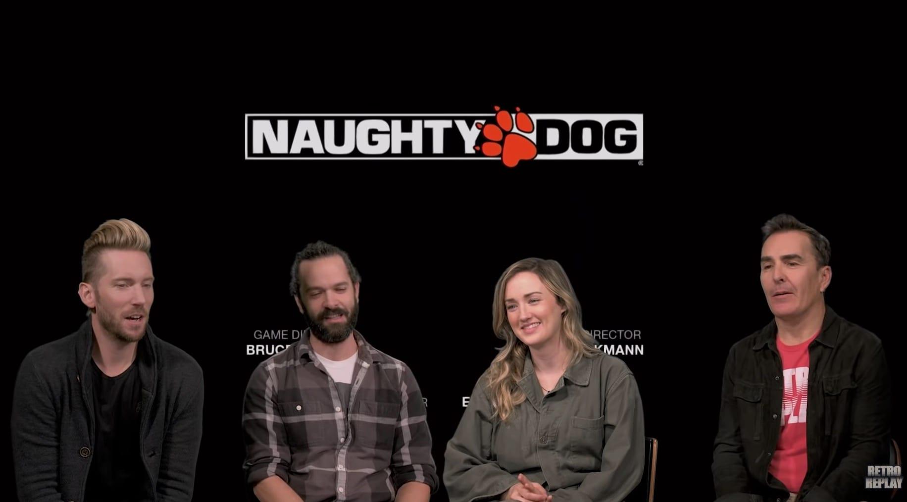 the last of us, naughty dog, retro replay