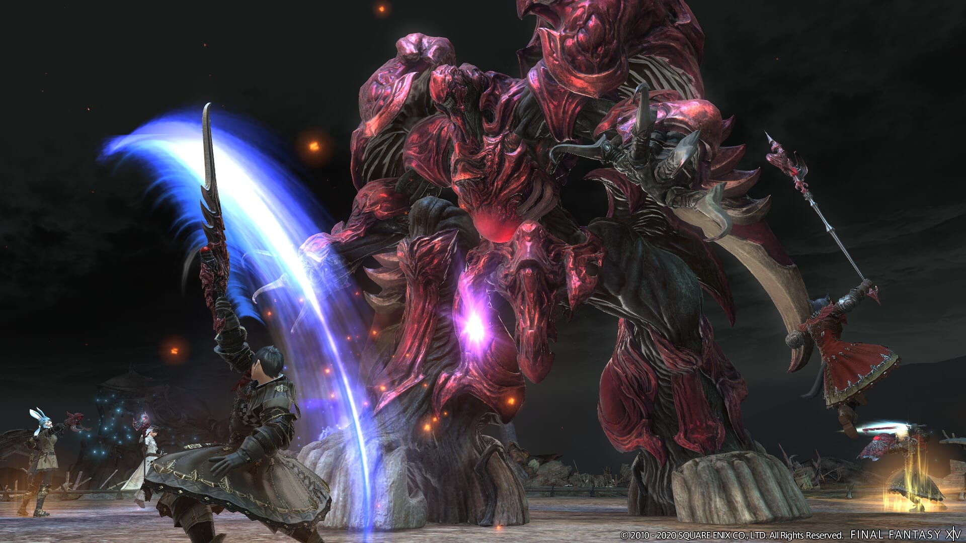 ffxiv, ruby weapon