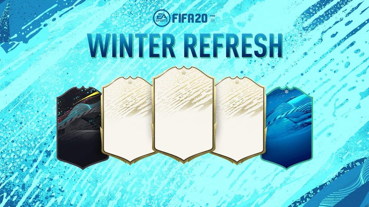 fifa 20, winter refresh player sbc