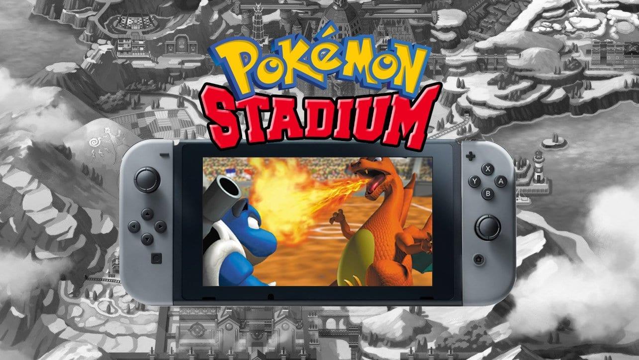 Pokemon Stadium Switch