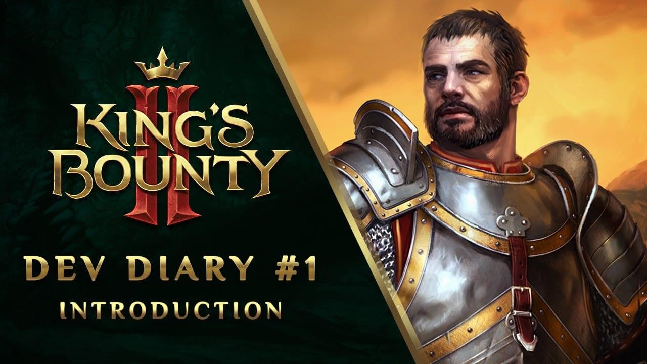 king's bounty II, dev diary, open world, fantasy, RPG