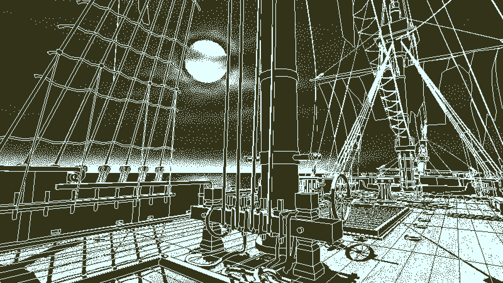 return of the obra dinn, lazarette