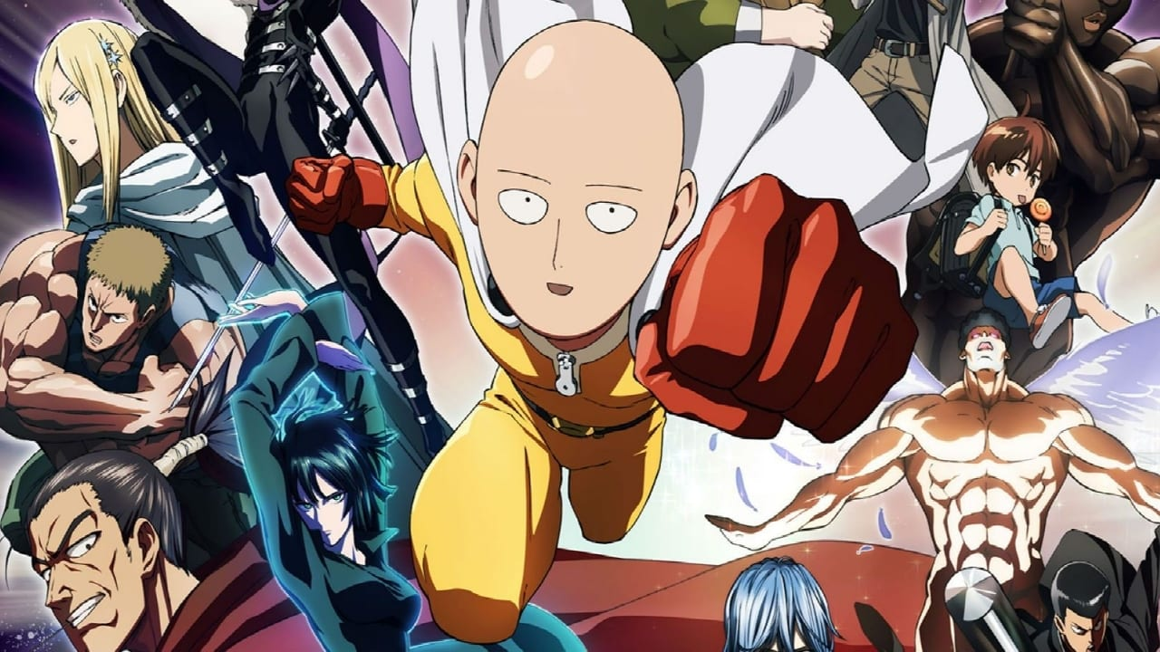 one punch man how to save