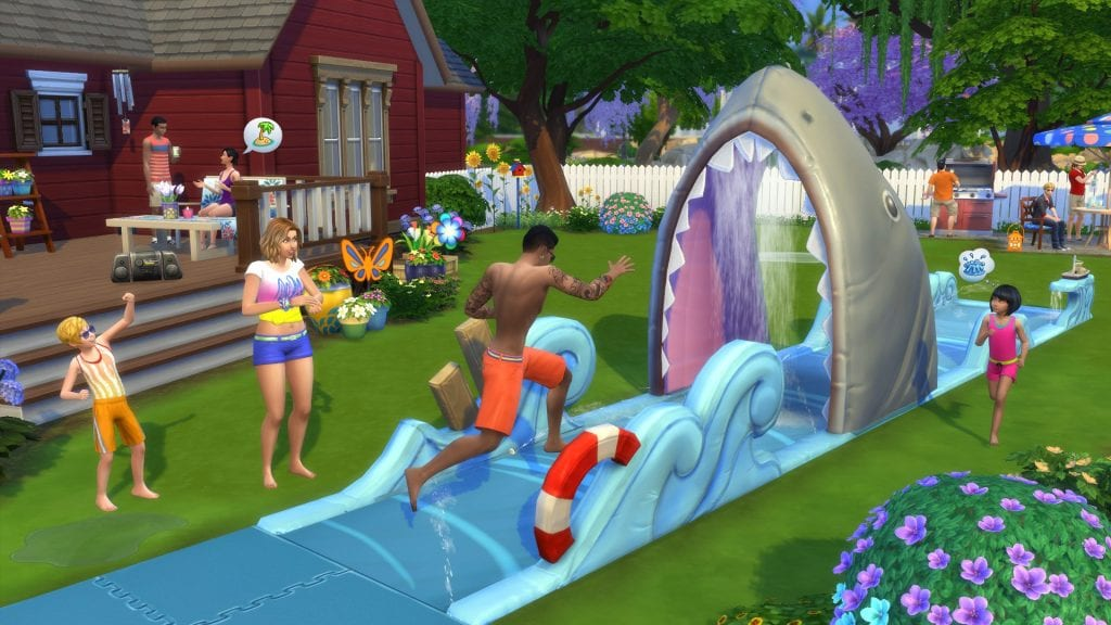 Sims 4, PS4 and Xbox One, How to Save