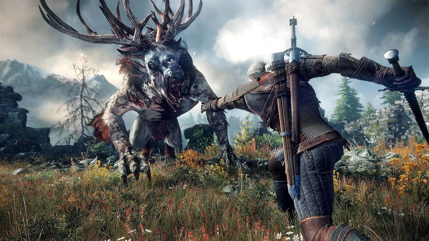 witcher 3, hard times, quest guide, blacksmith