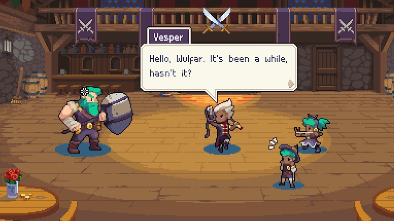 wargroove, double trouble