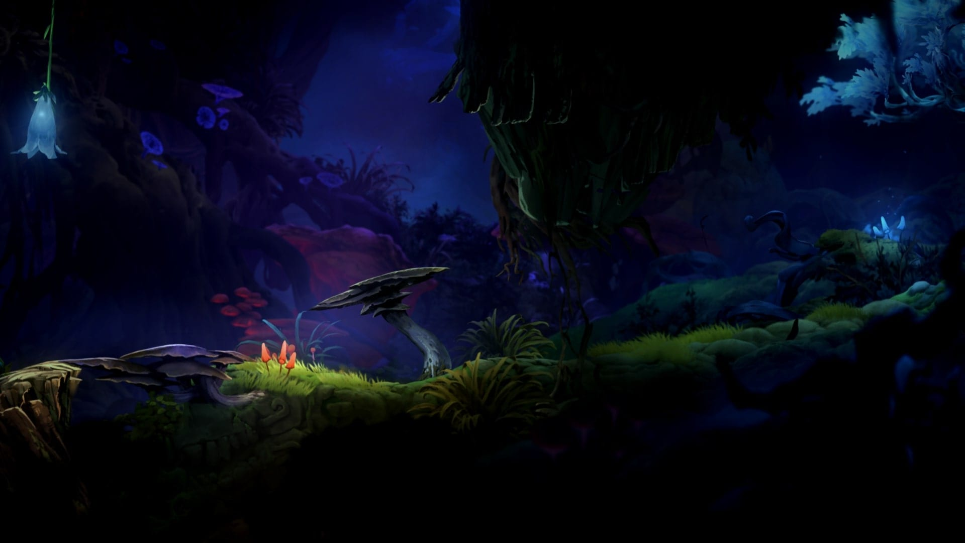 Ori and the Will of the Wisps midnight burrows bell puzzle
