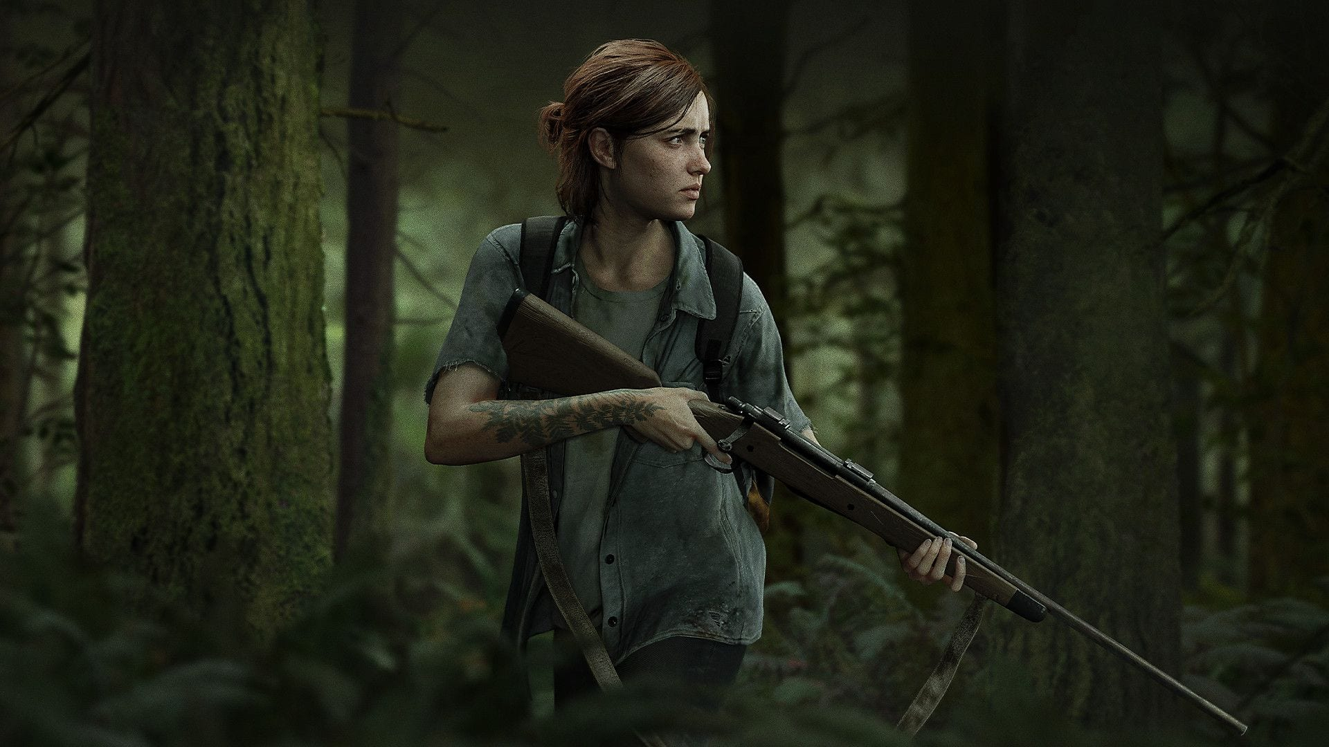 the last of us part II, crunch, naughty dog
