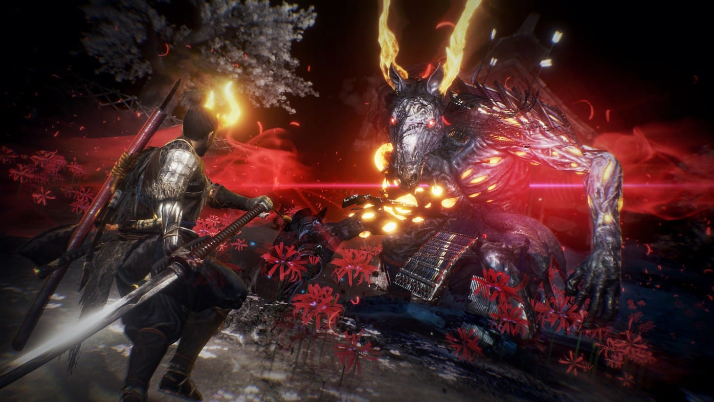 nioh 2, change character appearance