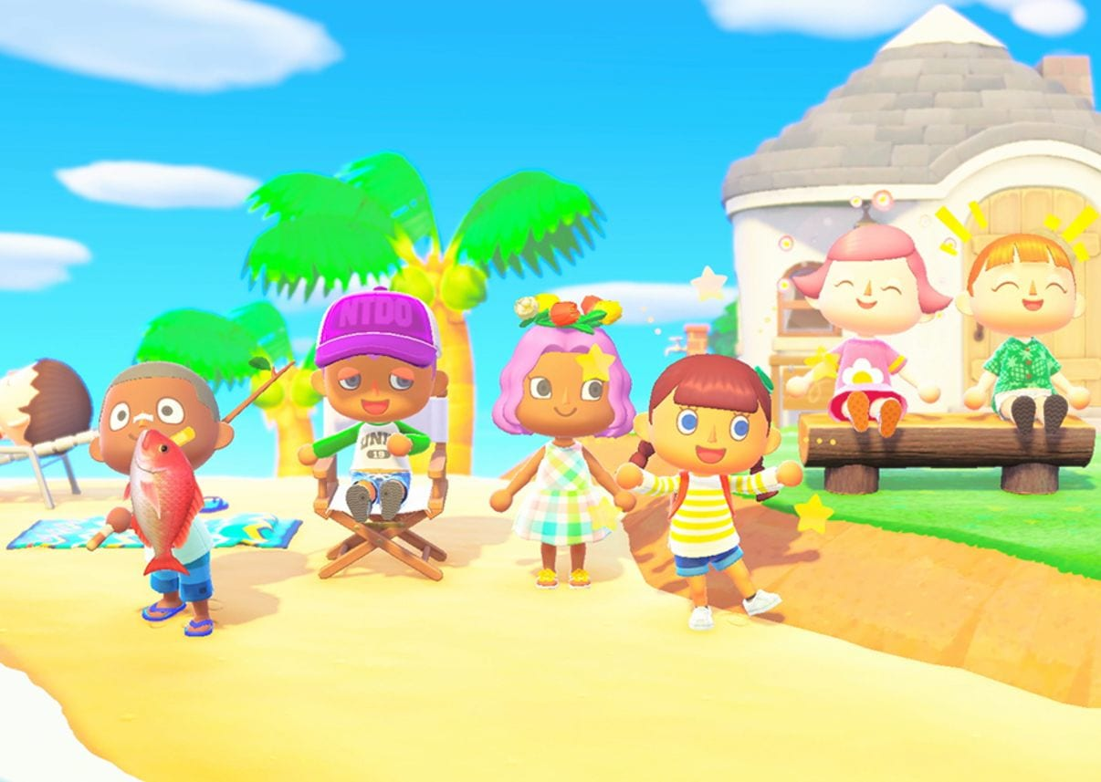 Animal Crossing: New Horizons wont feature cloud saves