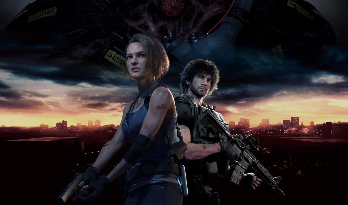Resident evil 3 xbox one x ps4 pro