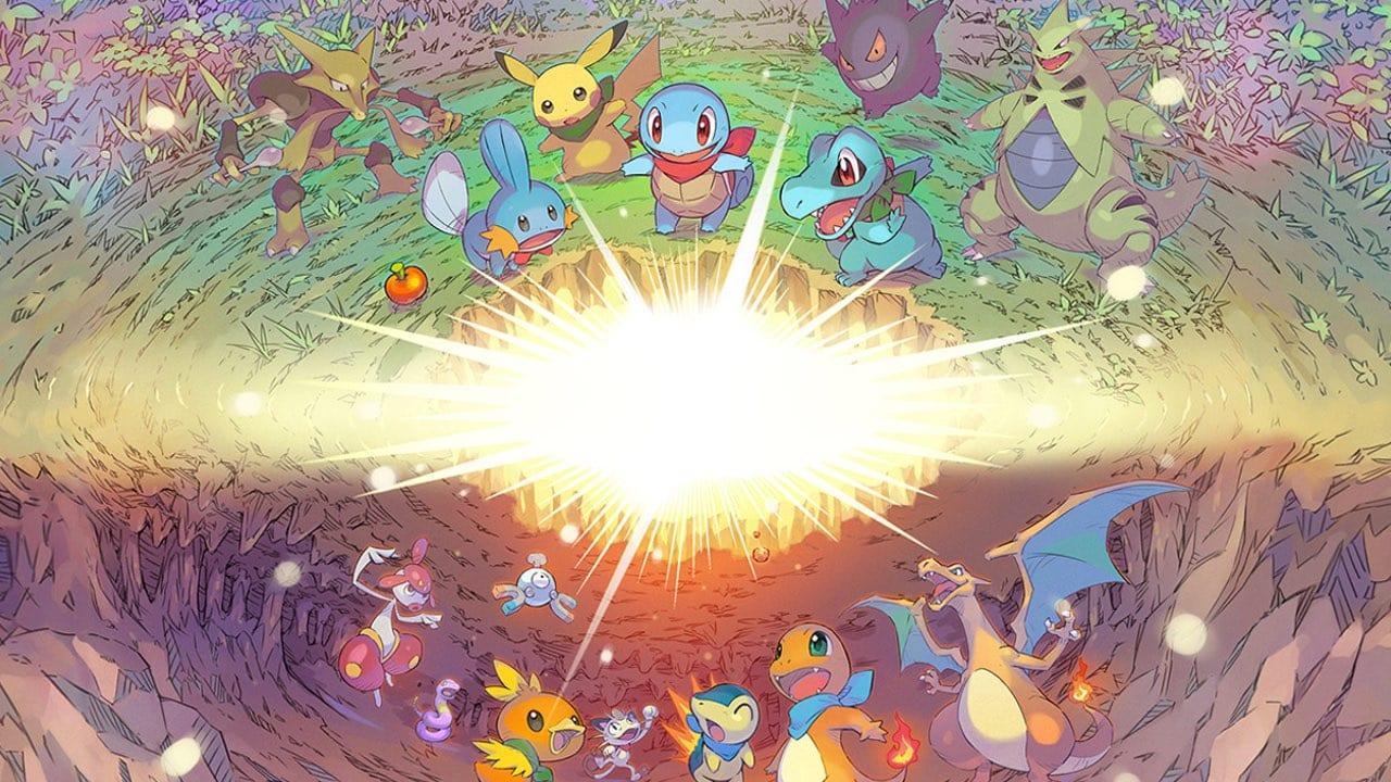 Pokemon mystery dungeon dx multiplayer
