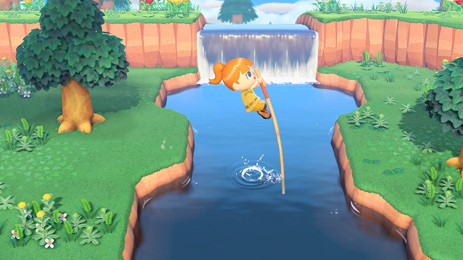 animal crossing, new horizons, animal crossing new horizons, vaulting pole, vault, how to get