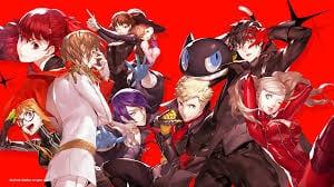 Persona 5 royal sooty armor